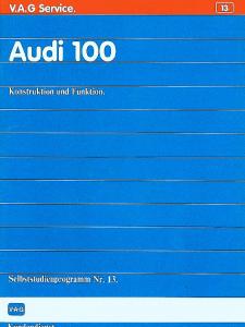 SSP 013 Audi 100