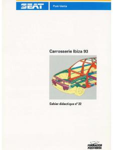 SSP 022 Carrosserie Ibiza 93