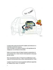 SSP 023 Moteurs à essence 1,8 l 110 kW et 1,8 l 92 kW