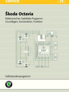 SSP 028 Skoda Octavia – Elektronisches Stabilitäts-Programm