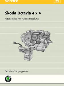 SSP 029 Skoda Octavia 4x4 Allradantrieb mit Haldex-Kupplung