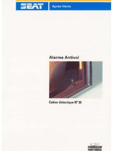 SSP 030 Alarme Antivol