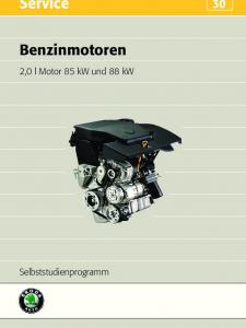 SSP 030 Benzinmotoren 2,0 l 85 kW 88 kW