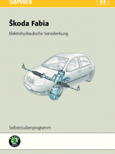 SSP 034 Skoda Fabia – Servolenkung