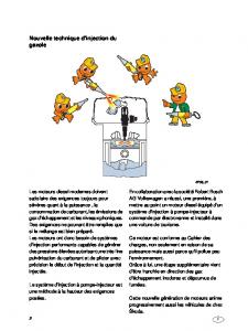 SSP 036 ŠKODA FABIA - 1,9 l TDI Pompe-injecteur