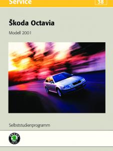 SSP 038 Skoda Octavia – Modell 2001