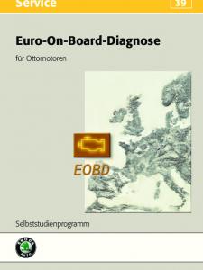 SSP 039 Euro-On-Board-Diagnose für Ottomotoren