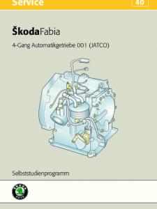 SSP 040 Skoda Fabia – 4-Gang Automatikgetriebe 001 (JATCO)
