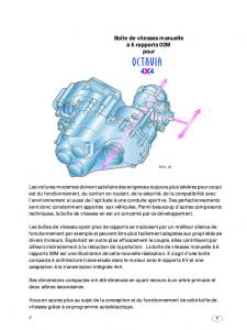 SSP 041 Boîte de vitesses à 6 rapports 02M