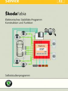 SSP 042 Skoda Fabia – Elektronisches Stabilitäts-Programm