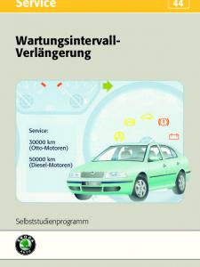 SSP 044 Wartungsintervall-Verlängerung