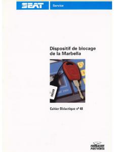 SSP 048 Dispositif de blocage de la Marbella