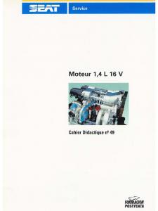 SSP 049 Moteur 1.4 16v