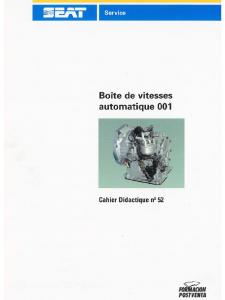 SSP 052 Boîte de vitesses automatique 001