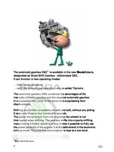 SSP 056 Direct Shift Gearbox DSG