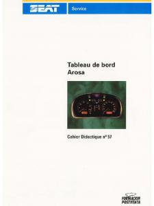 SSP 057 Tableau de bord Arosa