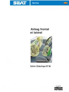 SSP 066 Airbag frontal et latéral