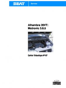 SSP 067 Alhambra 20VT Motronic 385
