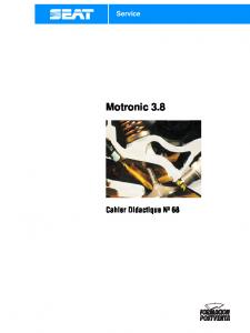 SSP 068 Motronic 38