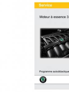 SSP 069 Moteur à essence 3,6 l 191 kW FSI