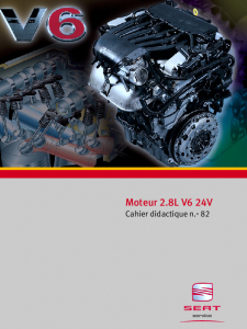 SSP 082 Moteur 2.8L V6 24V