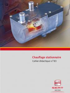SSP 083 Chauffage stationnaire