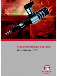 SSP 107 Injecteur pompe piézoélectrique
