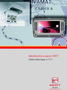 SSP 117 Infodivertissement 2007