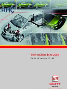 SSP 119 Train roulant ibiza 2008