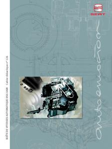 SSP 126 Boîte de vitesses automatique DSG 0AM