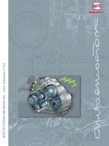 SSP 142 Boîte de vitesses mécanique 0A6