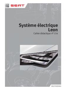 SSP 154 Système électrique Leon