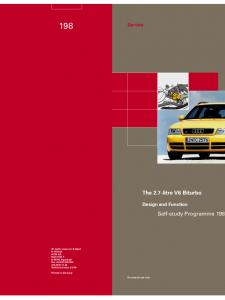 SSP 198 The 27-litre V6 Biturbo