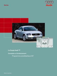 SSP 207 Le Coupé Audi TT