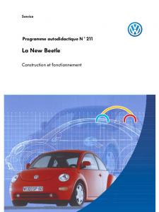 SSP 211 La New Beetle