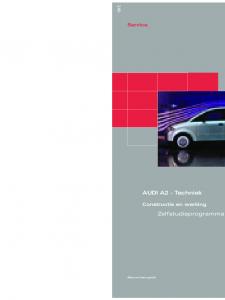 SSP 240 AUDI A2 - Techniek